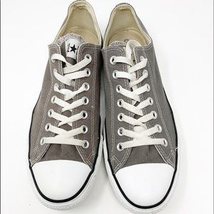 Converse Brown Low Canvas Sneakers 1452